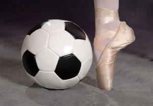 Dancer foot injuries